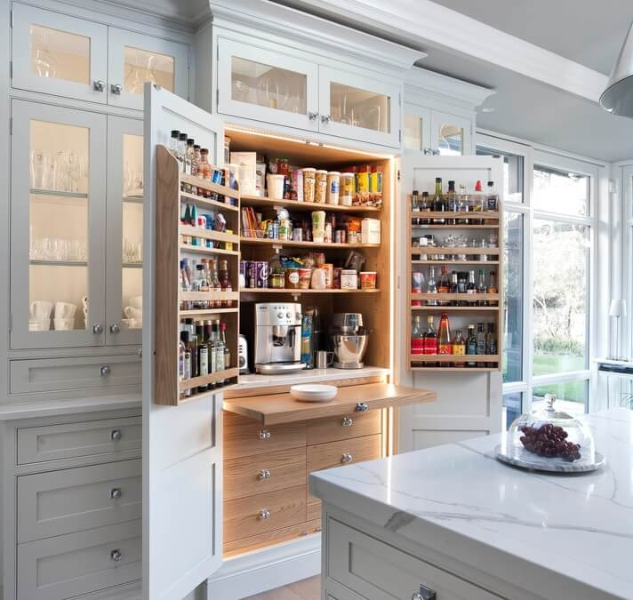 Seven Ways to a Better Pantry